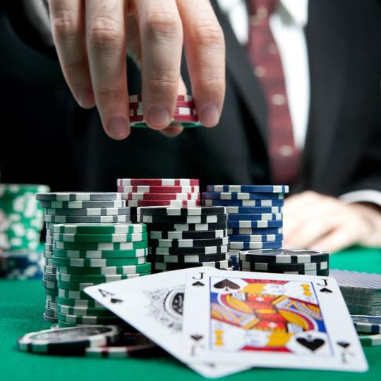 Stratégie au Blackjack